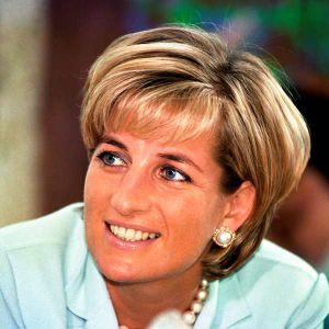 Diana: single-handledly keeping the Daily Express afloat