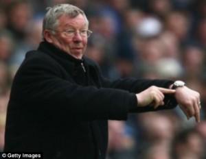 Sir Alex: Lord and Master over all Time and Space