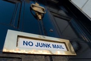 Junk mail: the lifeblood of British society