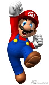 Mario, in better days